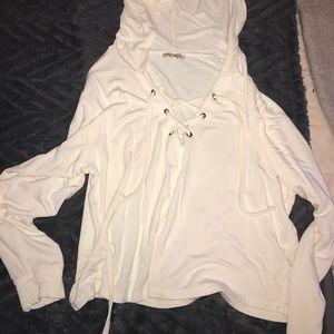 Express light sweatshirt