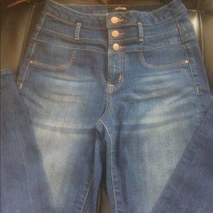 Refuge high wasted jeans