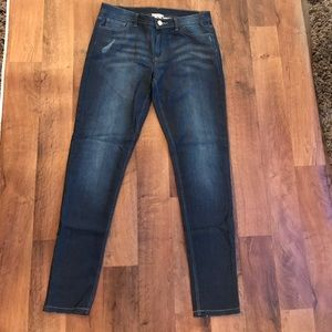 Juicy couture skinny jeans/jeggings size 8