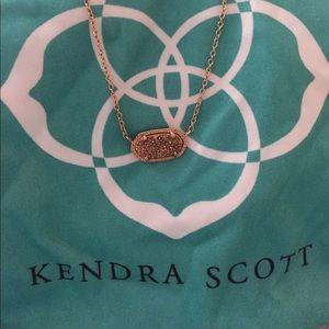 Rose Gold Elisa necklace