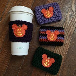 Mickey Pumpkin Halloween Cozy