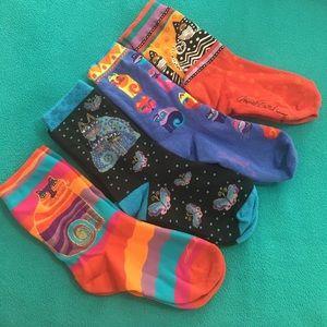 4 Pars Laurel Butch Cat Socks