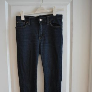 J. Crew Lookout High-Rise Jeans in Resin