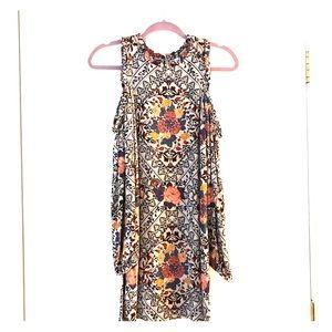 Xhilaration cold shoulder dress!