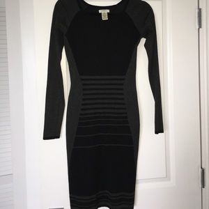 Gorgeous! Worn once figure hugging dress.