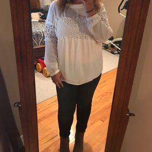 Express blouse size XL like new!