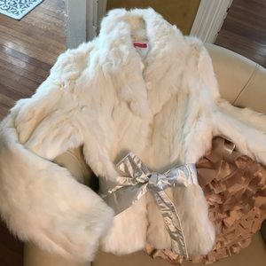 Stunning Rabbit Fur Jacket