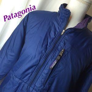 Reversible PATAGONIA 1/2 Zip Winter Pullover, M/L