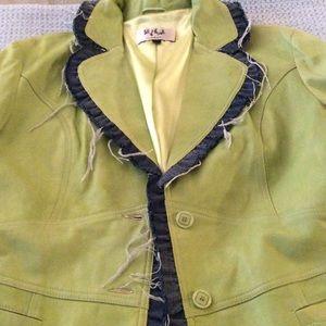 Talk of the Walk (Atlantic City) Leather Jacket