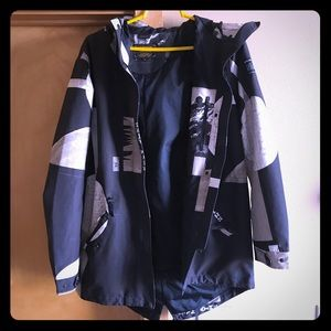 Burton Women's Sadie Rain Jacket/ Shell