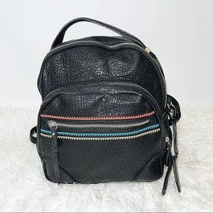 Jessica Simpson Vegan Pebbled Leather Backpack