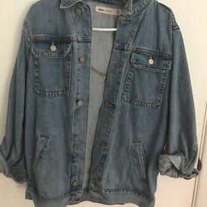 Jean jacket _ big fit