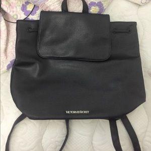 Leather VS back bag