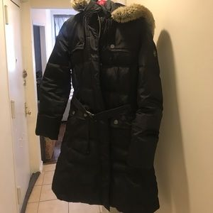 Gently used Vince Camuto puffer coat