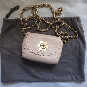 ... Mulberry cecily flower mini crossbody bag pink ... b0a86ed14cc63