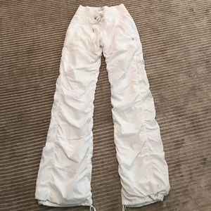Lululemon cotton lined pant