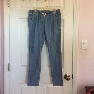 Girls lightweight pants