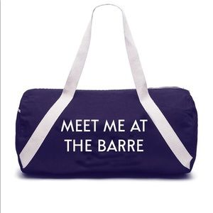 NWT Private Party Gym Bag