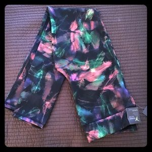 NWT Colorful and Supportive Leggings