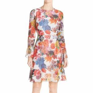 Betsey Johnson Floral Dress