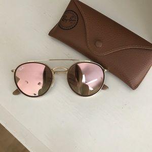 Ray-Ban Sunglasses - Round Double Bridge