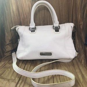 White Steve Madden satchel