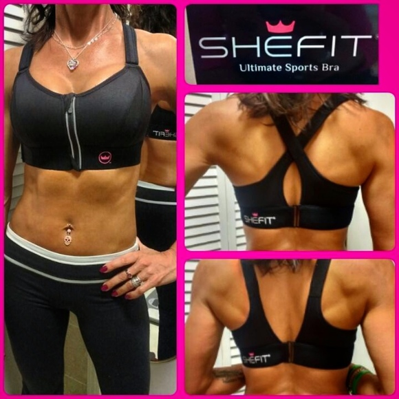 2d7563d88d Shefit Ultimate Sports Bra. M 59c2a7202ba50a35c7017fec