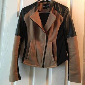 Express motorcycle jacket