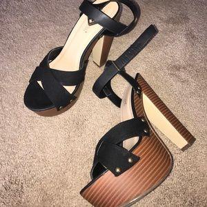 Shoedazzle Nesha Heels