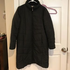 Maternity Long Expandable Winter Jacket