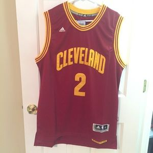 9316090d1 Other - RARE Kyrie Irving Cleveland Cavaliers jersey XL