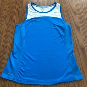 Nike Dri-Fit running tank
