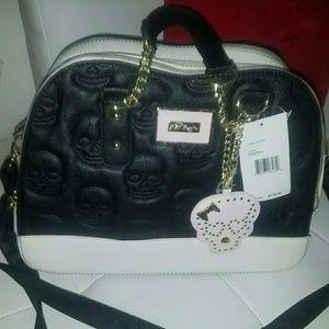 Large Betsey Johnson  purs