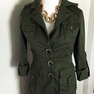 Zara TRF Utility Jacket