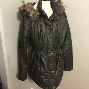 Maurices winter coat