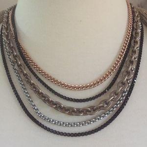 Sabika necklace (Cityscape - Fall/Winter 2014)