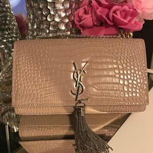 Gorgeous nude leather bag🌸🌸🌸🌸