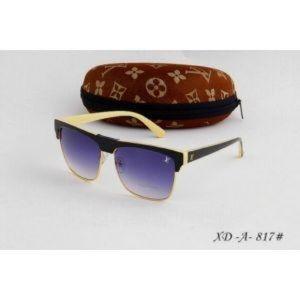 Louis Vuitton glasses.
