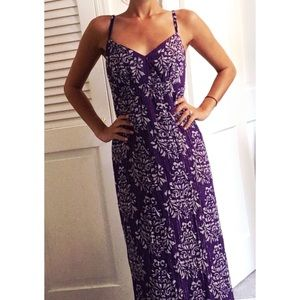 🔥 NEW Purple Maxi Size 2