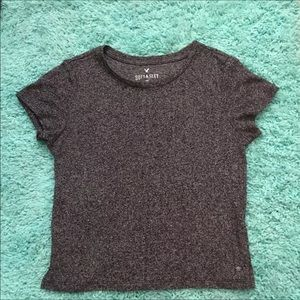 American Eagle: Gray Shirt