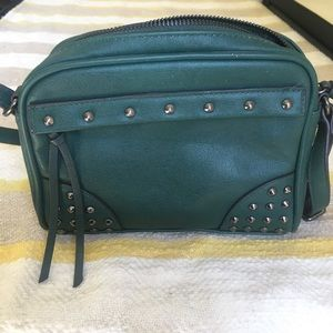Emerald Shoulder Bag