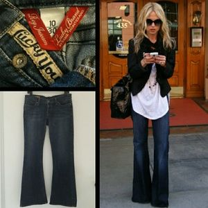 """❤LUCKY❤Flare """"LiL Bloomfield"""" Jeans❤"""