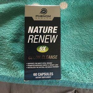 Nature renew colon cleanse