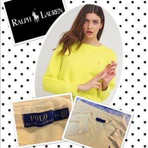Ralph Lauren Sweatshirt 🍁🌻