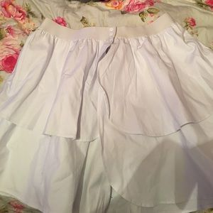 Laura Byrnes PinUp Girl Clothing Canvas UnderSkirt