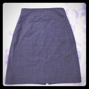 Banana republic fitted skirt size 4