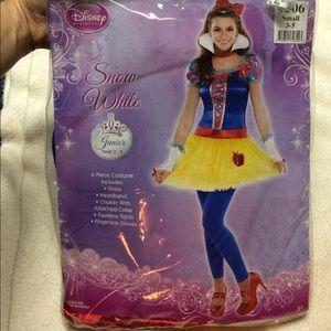 Snow White Junior Halloween Costume