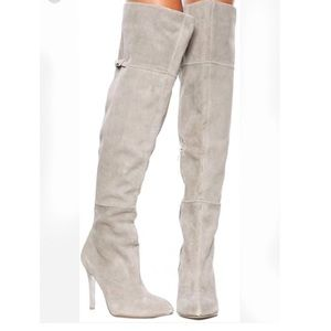 Over-the-knee boots, size 6.5 by Kristin Cavallari