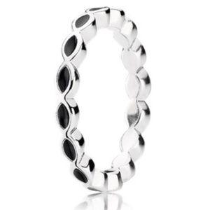 Pandora Better Together Stackable Ring