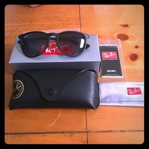 Authentic ERICA  Ray Ban Sunnies